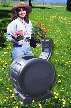 Garden Composters Compost Tumblers Compost Bins